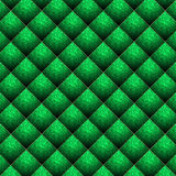Groene Mozaïekachtergrond Royalty-vrije Stock Fotografie