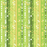 Groene naadloos Stock Afbeelding