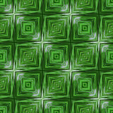 Groene Naadloze Vezel royalty-vrije illustratie