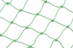 Groene netto visser stock afbeeldingen