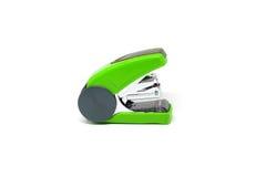 Groene Nietmachine Royalty-vrije Stock Afbeeldingen