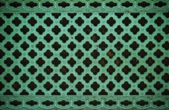 Groene omheining Royalty-vrije Stock Afbeeldingen