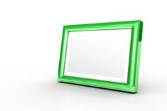 Groene omlijsting Royalty-vrije Stock Fotografie