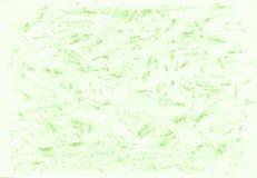 Groene organische natuurlijke achtergrond met de houtskooltextuur van het ecopotlood grunge Stock Afbeelding