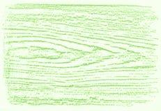 Groene organische natuurlijke achtergrond met de houtskooltextuur van het ecopotlood grunge Royalty-vrije Stock Foto