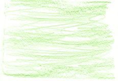 Groene organische natuurlijke achtergrond met de houtskooltextuur van het ecopotlood grunge Royalty-vrije Stock Afbeelding