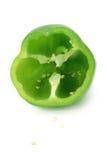 Groene paprika 7 Stock Afbeelding