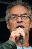 Groene Partijpoliticus Rasmus Hansson Stock Foto