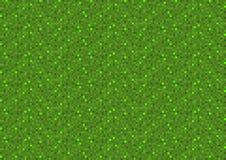 Groene pixelachtergrond stock illustratie