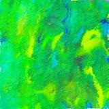 Groene planeet vector illustratie