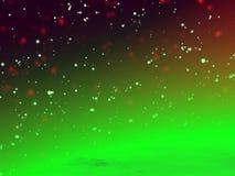 Groene planeet Royalty-vrije Stock Fotografie