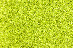 Groene plastic hars (Masterbatch) Royalty-vrije Stock Afbeelding
