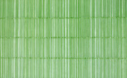 Groene plastic textuur en achtergrond Stock Foto