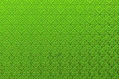 Groene pleistermuur voor patroon en achtergrond Stock Foto