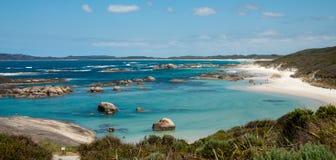 Groene Pools Westelijk Australië Stock Afbeeldingen