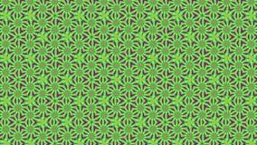 Groene purpere abstracte achtergrond, Lijn vector illustratie