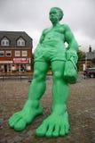 Groene Reuzen Sylt royalty-vrije stock foto's
