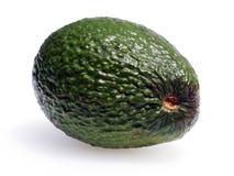 Groene rijpe avocado Stock Afbeeldingen