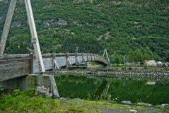 Groene Rivier stock foto