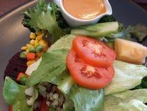 Groene salade _1 Royalty-vrije Stock Afbeeldingen