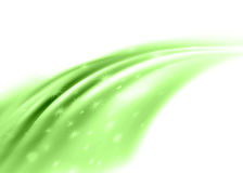 Groene samenvatting Stock Afbeelding