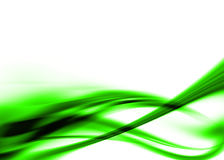 Groene samenvatting Stock Afbeeldingen