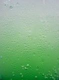 Groene soda Royalty-vrije Stock Foto