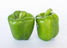 groene Spaanse peper Royalty-vrije Stock Fotografie