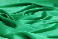 Groene stof Stock Afbeelding