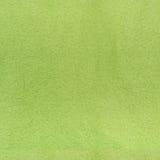 Groene stoffentextuur Stock Afbeeldingen