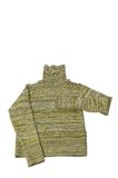 Groene sweater. Royalty-vrije Stock Foto