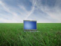 Groene technologie stock afbeelding