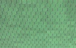Groene tegelachtergrond Stock Afbeeldingen