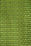 Groene textuur van stof Royalty-vrije Stock Fotografie