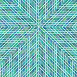 Groene textuurvector Stock Fotografie