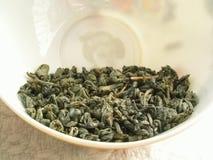 Groene thee - stock fotografie