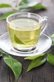 Groene thee royalty-vrije stock afbeeldingen