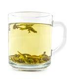 Groene thee Royalty-vrije Stock Foto