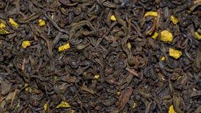 Groene theeachtergrond Royalty-vrije Stock Afbeeldingen