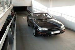 Groene 1994 Toyota Camry Royalty-vrije Stock Foto's