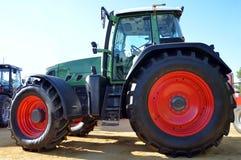 Groene tractor Royalty-vrije Stock Fotografie