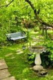 Groene tuin Royalty-vrije Stock Afbeelding