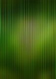 Groene Vage Abstracte Achtergrond Stock Afbeelding