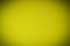 Groene van de het vignetstijl van het cementpleister de muurachtergrond Stock Afbeelding