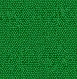 Groene van het mozaïekaders van de Bladtextuur de oppervlakte vectorachtergrond Stock Afbeelding
