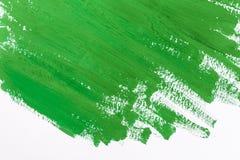 Groene Verf Royalty-vrije Stock Foto