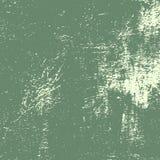 Groene Verontruste Textuur Stock Afbeelding
