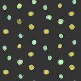 Groene vlekken vectorachtergrond vector illustratie
