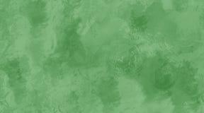 Groene Waterverf Achtergrond Naadloze Tegeltextuur Royalty-vrije Stock Afbeeldingen