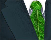 Groene zaken Royalty-vrije Stock Foto's